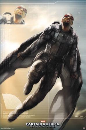 Captain America 2 - Falcon