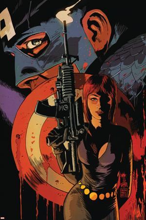 Captain America and Black Widow No. 636: Black Widow, Captain America