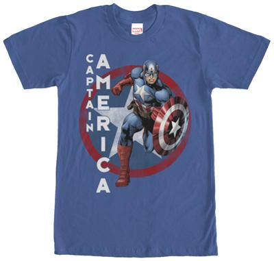 Captain America- Charge To Action