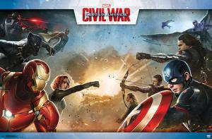 Captain America Civil War- Clash Of Heroes