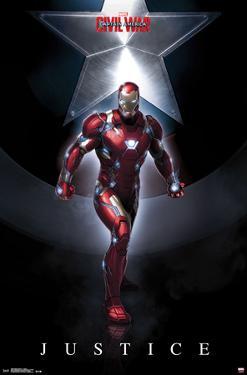 Captain America Civil War- Justice