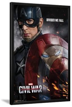 Captain America- Civil War One Sheet