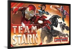 Captain America Civil War- Team Stark In Action