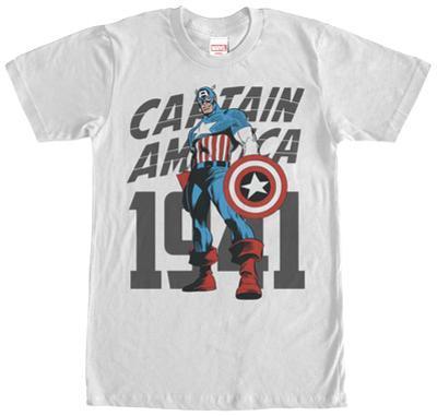 Captain America- Hero Since 1941