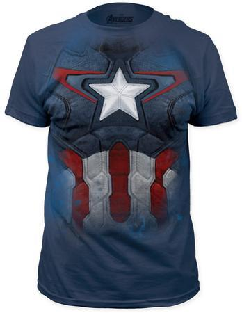 Captain America - Suit