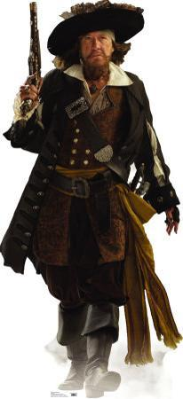 Captain Barbossa