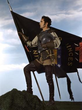 CAPTAIN FROM CASTILE, 1947 directed by HENRY KING Tyrone Power (photo)