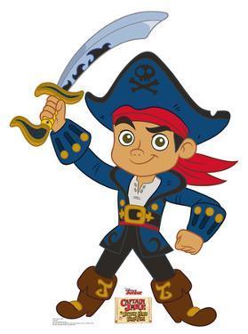 Captain Jake - Disney Junior Neverland Pirates Lifesize Cardboard Cutout