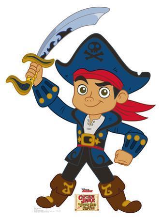 Captain Jake - Disney Junior Neverland Pirates Lifesize Standup