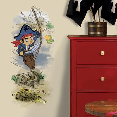 Captain Jake & the Never Land Pirates Treasure Graphic