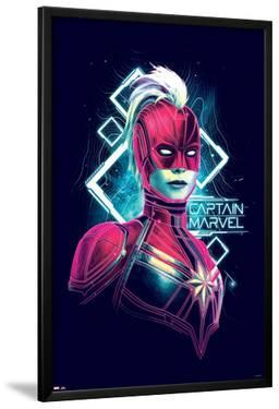 Captain Marvel - Electro Waves