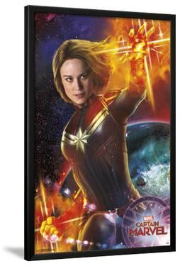 CAPTAIN MARVEL - ENERGY