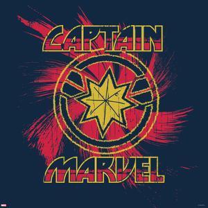 Captain Marvel - Firecracker