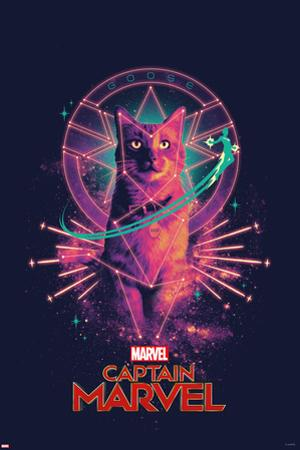Captain Marvel - Goose