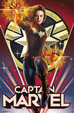 Captain Marvel - Heroic