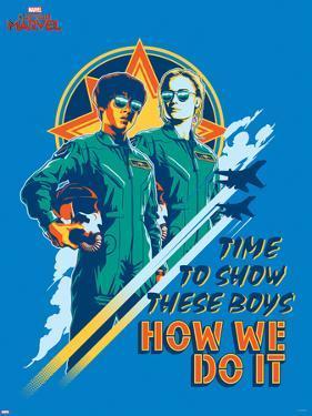 Captain Marvel - How We Do It