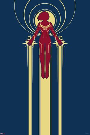 Captain Marvel - Minimal