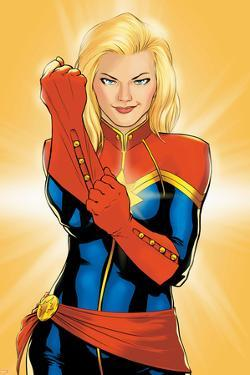 Captain Marvel No. 1: Captain Marvel