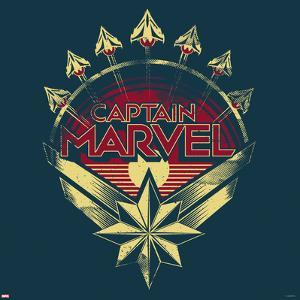 Captain Marvel - Rockets