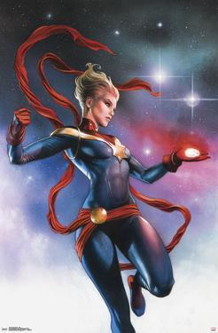 CAPTAIN MARVEL - STARS