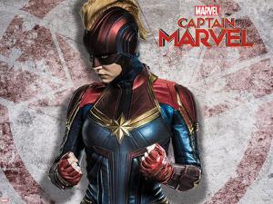 Captain Marvel - Strength