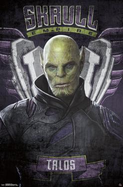 Captain Marvel - Talos