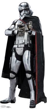 Captain Phasma - Star Wars VII: The Force Awakens Lifesize Cardboard Cutout
