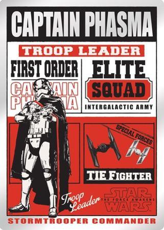 Captain Phasma - Troop Leader