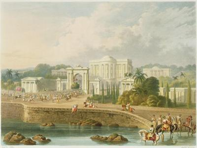 British Residency at Hyderabad in 1813, Vol.II, Scenery, Costumes and Architecture of India