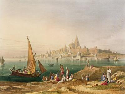 Sacred Town and Temples of Dwarka, Scenery, Costumes and Architecture of India
