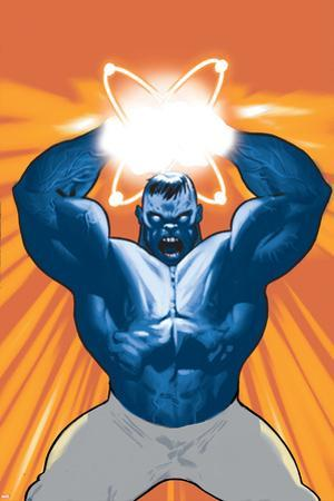 Captain Universe / Hulk No.1 Cover: Hulk