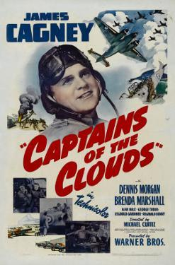 Captains of the Clouds, James Cagney, 1942