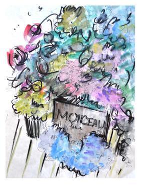 Blooms in Paris by Cara Francis