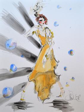 Gatsby Gal by Cara Francis