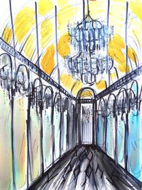 Hall of Mirrors by Cara Francis