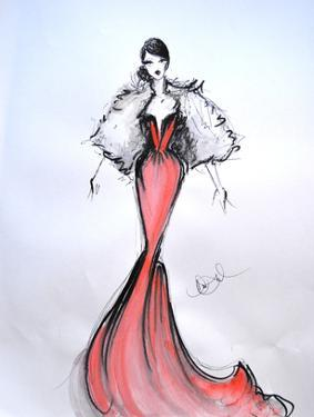 Lady in Red by Cara Francis