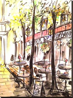 Paris Cafe by Cara Francis