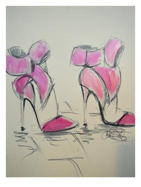 Pink Bows by Cara Francis