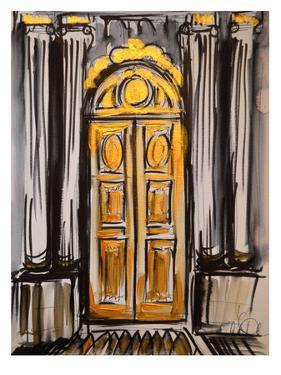 Versailles Doors 2 by Cara Francis