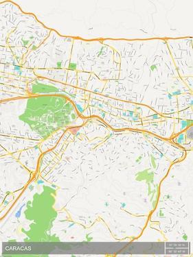 Caracas, Venezuela(Bolivarian Republic of) Map