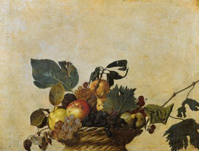 Basket of Fruit by Caravaggio