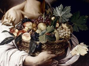 Caravaggio: Fruit by Caravaggio