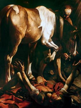 Caravaggio: Stpaul by Caravaggio
