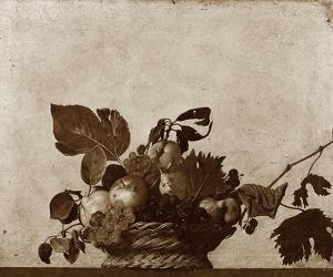 Corbeille by Caravaggio