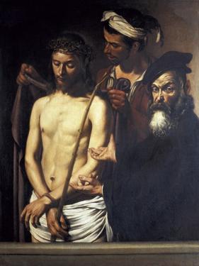 Ecce Homo by Caravaggio