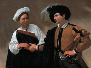 Good Luck, 1595 by Caravaggio