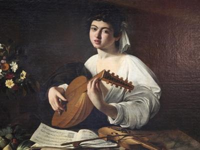 Lute-Player, C1595