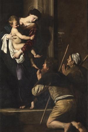 Madonna Di Loreto by Caravaggio