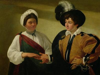 The Fortune Teller, circa 1596-97 by Caravaggio