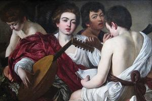 The Musicians by Caravaggio